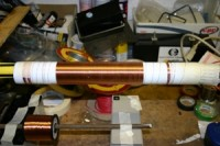 The Completed Secondary On the Jig
